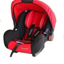 Infantes Carry Cot Red & Black