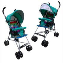 Malus Baby Stroller Green