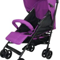 Ladida collapsible Baby Stroller  – Purple