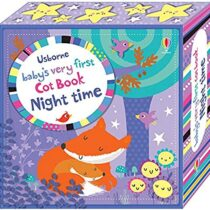Baby's Very First: Cot Book Night Time