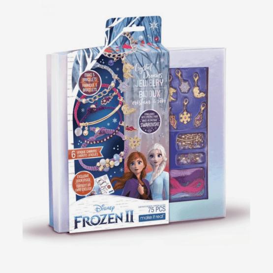 Cra-Z-Art Disney Frozen Jewelry X Swarovski