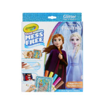 Crayola Color Wonder Mess Free Frozen 2 Glitter Effects Set
