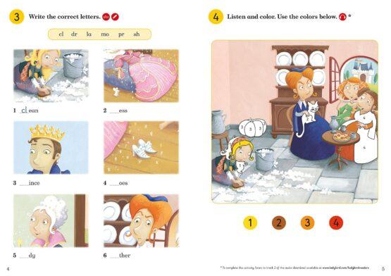 Cinderella Activity Book – 3
