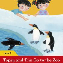 Topsy and Tim: Go to the Zoo Activity Book Level 1