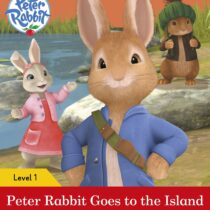 Peter Rabbit: Goes to the Island Activity Book Level 1
