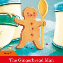 The Gingerbread Man Activity Book Level 2