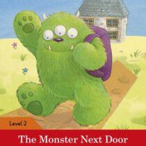 The Monster Next Door Activity Book Level 2
