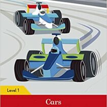 Cars activity book – Ladybird Readers Level 1