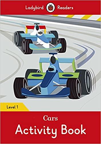 Cars activity book – Ladybird Readers Level 1