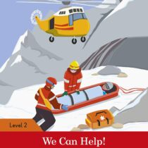 We Can Help! Activity Book Level 2