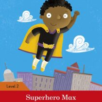 Superhero Max Activity Book Ladybird Readers Level 2