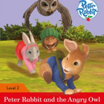 Peter Rabbit and the Angry Owl Activity Book Level 2