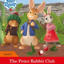 Peter Rabbit: The Peter Rabbit Club Activity Book Level 2