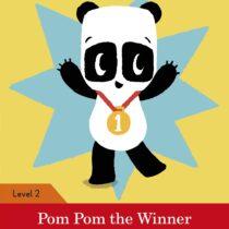 Pom Pom the Winner Activity Book Level 2