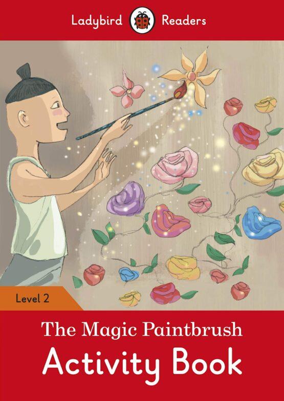 The Magic Paintbrush Activity Book Level 2