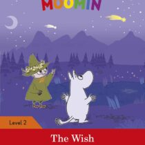 Moomin: The Wish Activity Book Level 2
