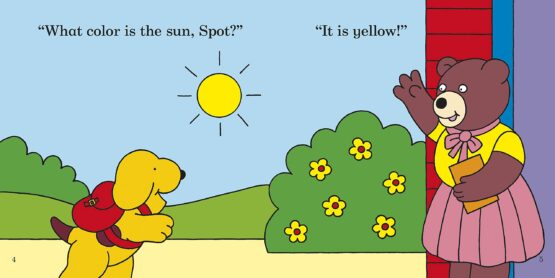 What color, Spot? Beginner Level 2