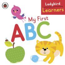Learners Abc Board Book
