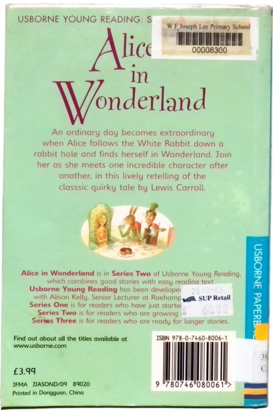 Alice In Wonderland - 1