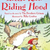 Little Red Riding Hood Book Level 4