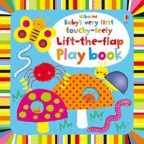Babys Very First Touchy-Feely Lift Flap
