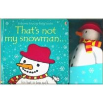 That's Not My Snowman Book and Toy