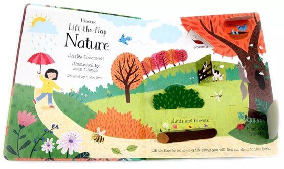 Lift the Flap Nature - 3