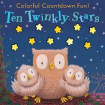 Ten Twinkly Stars