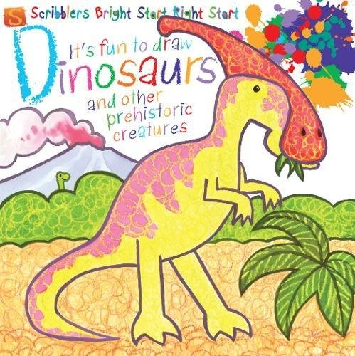 Dinosaurs and Other Prehistoric Creatures – Art Works