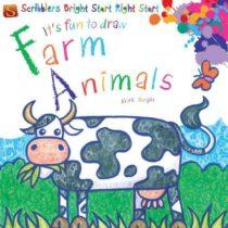 Farm Animals It's Fun To Draw – Art Works