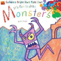 Monsters It's Fun To Draw – Art Works