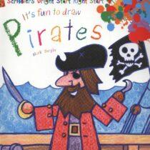 It's Fun To Draw Pirates – Art Works