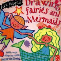 Drawing Fairies and Mermaids – Art Works