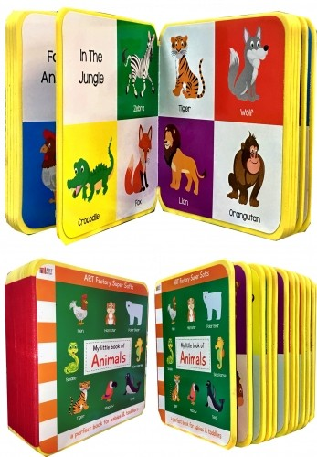 My Little Book Of Animals A Perfect Book - 2