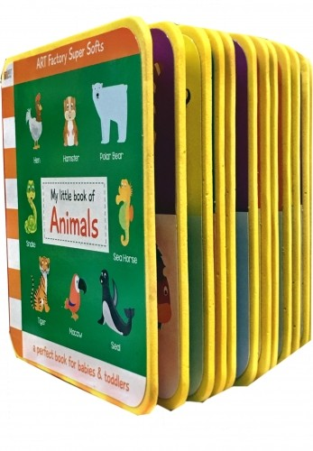 My Little Book Of Animals A Perfect Book