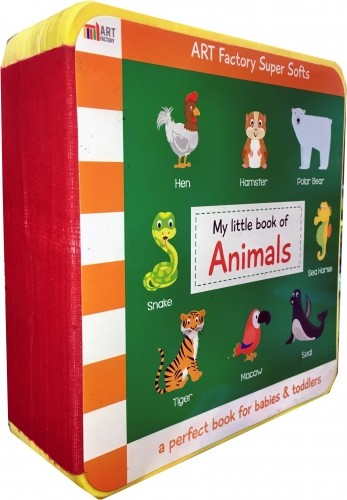 My Little Book Of Animals A Perfect Book - 1