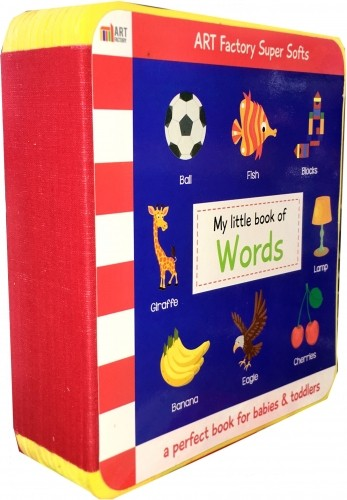My Little Book Of Words A Perfect Book - 2