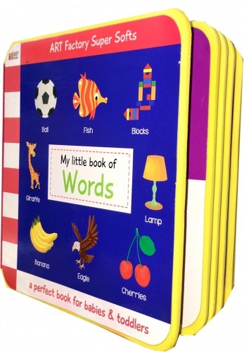 My Little Book Of Words A Perfect Book