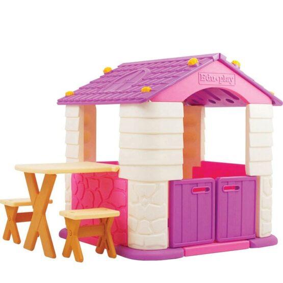 Edu Play Play House – Violet (7226)