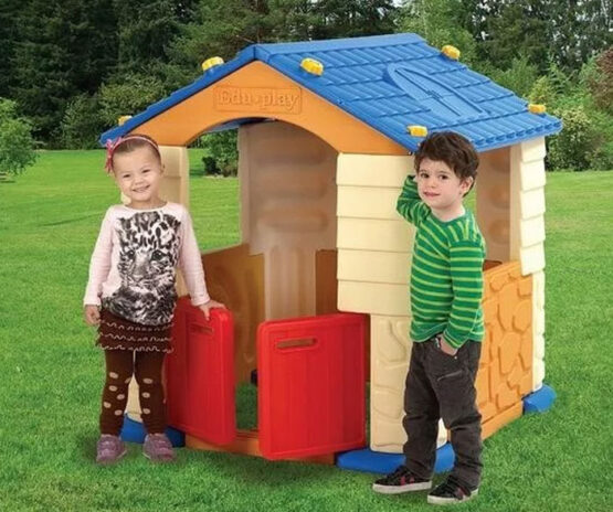 Edu Play Play House – Blue (PH-7328)