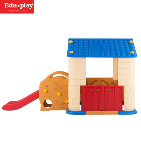 Edu Play House with Slide