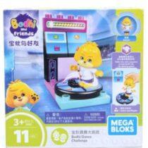 Mega Bloks Bodhi And Friends 11 Pcs
