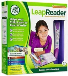 LeapFrog LeapReader Reading and Writing System, Purple