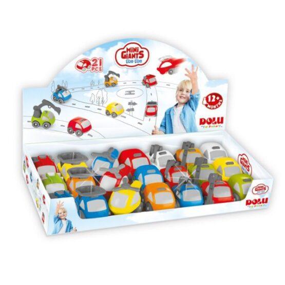 Dolu Mini Giants Counter Toys 5041