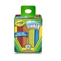 Crayola Sidewalk Chalk 12 Count