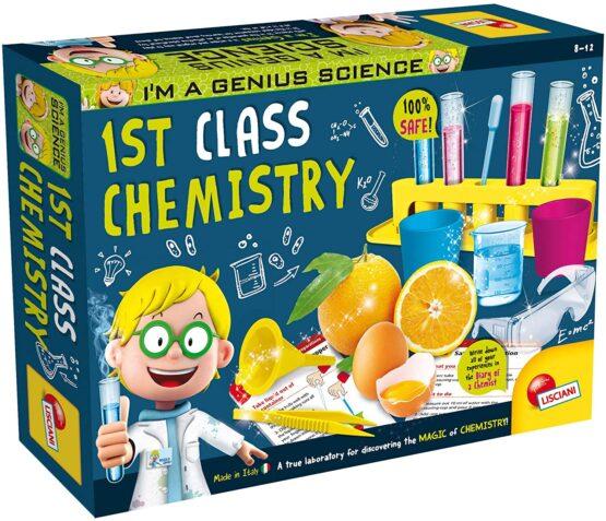 Lisciani I'm A Genius 1st Class Chemistry Laboratory
