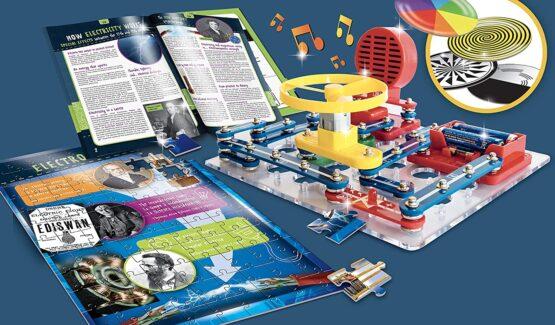 Lisciani I'm A Genius Electricity Laboratory