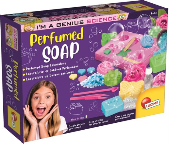 Liscianii'm A Genius Laboratory Of Scented Soaps