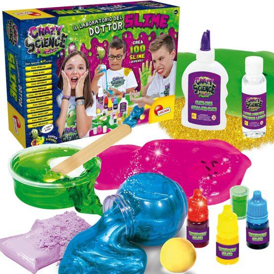 Lisciani Crazy Science Doctor Slime's Big Laboratory