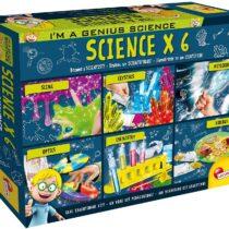 Lisciani I'm A Genius 6 Sciences